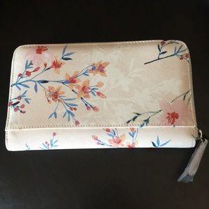 Guess Bags - New Lg. Guess Japanese Garden Wallet Clutch
